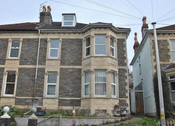 Thumbnail 3 bedroom flat to rent in Elton Road, Bishopston, Bristol