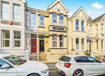 Thumbnail 3 bed terraced house for sale in Onslow Road, Plymouth