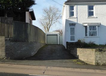 Thumbnail 2 bed semi-detached house for sale in St Peter's Rd, Johnston, Haverfordwest