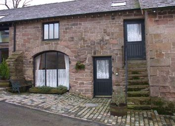Thumbnail 1 bed cottage to rent in Wildboarclough, Macclesfield