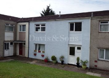 Thumbnail 3 bed terraced house to rent in Thornbury Park, Rogerstone, Newport, Newport.