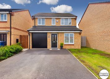 Thumbnail 3 bed detached house for sale in Maplewood Drive, Middlesbrough, North Yorkshire