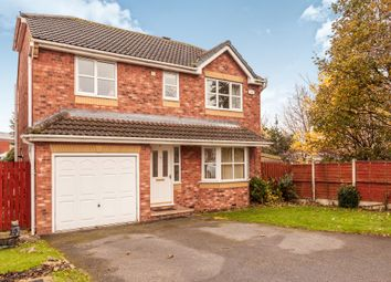 Thumbnail 4 bed detached house for sale in Longfield Court, Heckmondwike