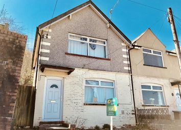 Thumbnail 3 bed end terrace house to rent in Beech Terrace, Abercwmboi, Aberdare