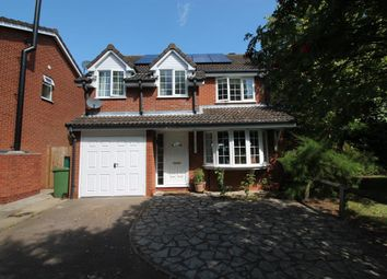 Thumbnail 4 bedroom detached house for sale in Cavalier Close, Thorpe St. Andrew, Norwich