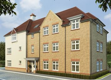 Thumbnail 2 bed flat for sale in St Andrews Park, Rochester Road, Halling, Kent
