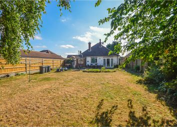 Thumbnail 3 bed detached bungalow for sale in Box End Road, Bedford
