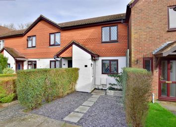 Thumbnail 2 bed terraced house for sale in Castle Rise, Ridgewood, Uckfield, East Sussex