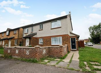 Thumbnail 1 bed end terrace house for sale in Rabournmead Drive, Northolt