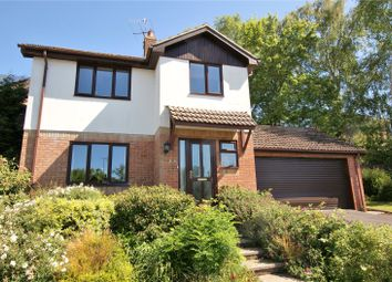 Thumbnail 4 bed detached house for sale in Henbury View Road, Corfe Mullen, Wimborne, Dorset
