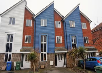 Thumbnail 4 bed town house for sale in 16 Thomas Neame Avenue, Faversham