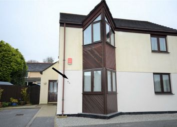 Thumbnail 2 bed flat for sale in Amelia Close, Probus, Truro, Cornwall