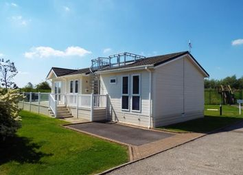 Thumbnail 2 bedroom mobile/park home for sale in Cambridge Road, Stretham, Ely