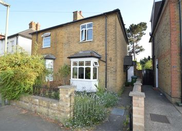Thumbnail 2 bed cottage for sale in Albany Road, Hersham, Walton-On-Thames