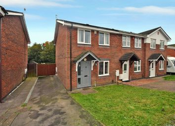 2 bed semi-detached house for sale in Hazelwood Close, Stoke-On-Trent ST6
