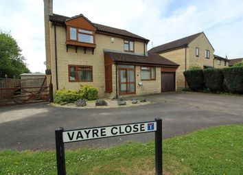 Thumbnail 4 bed detached house for sale in Vayre Close, Chipping Sodbury, Bristol