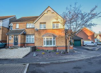 3 bed end terrace house for sale in Quob Farm Close, West End, Southampton SO30