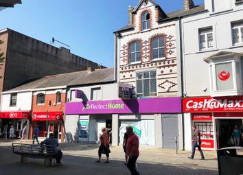 Thumbnail Retail premises for sale in Union Street, Swansea