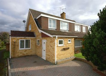 Thumbnail 4 bed semi-detached house for sale in Gloucester Road, Bagshot