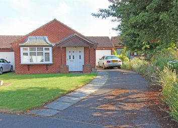 Thumbnail 3 bedroom detached bungalow for sale in Headland Way, Haconby, Bourne