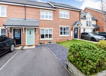 Thumbnail 2 bedroom terraced house for sale in Banks Crescent, Stamford