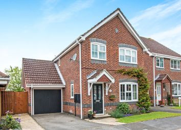 Thumbnail 3 bed link-detached house for sale in Stoke Heights, Fair Oak, Eastleigh