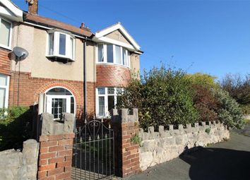 Thumbnail 3 bed semi-detached house for sale in Min Y Don Avenue, Old Colwyn Colwyn Bay, Conwy
