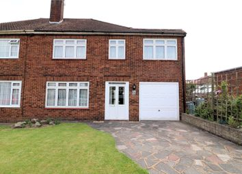 Thumbnail 4 bed semi-detached house for sale in Plaxtol Road, Erith, Kent
