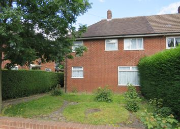 Thumbnail 3 bed semi-detached house for sale in Manor House Road, Wednesbury
