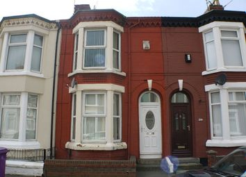 Thumbnail 2 bedroom terraced house for sale in Olney Street, Liverpool