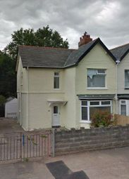 Thumbnail 3 bed property to rent in Llewellyn Avenue, Cardiff