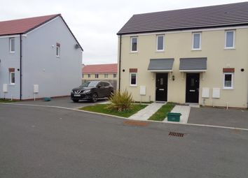 Thumbnail Semi-detached house to rent in Gleneagles Close, Hubberston, Milford Haven