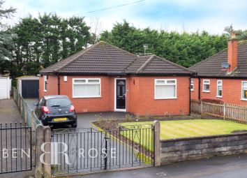 Thumbnail 2 bed detached bungalow for sale in Hall Lane, Leyland