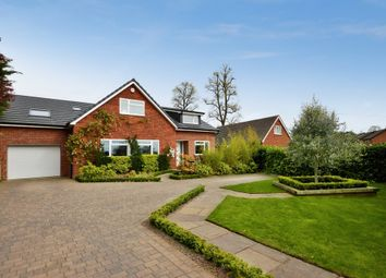 Thumbnail 5 bed detached house to rent in Wealstone Lane, Upton, Chester