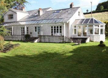 Thumbnail 4 bed detached house for sale in Maenan, Llanrwst, Conwy, North Wales
