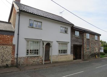 Thumbnail 5 bed property for sale in Thetford Road, Ixworth, Bury St. Edmunds