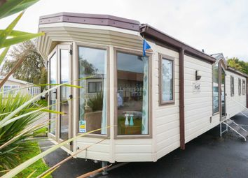 Thumbnail 3 bed mobile/park home for sale in Warren Road, Dawlish Warren, Dawlish
