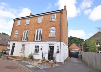 4 bed town house for sale in Dumas Drive, Whiteley, Fareham PO15