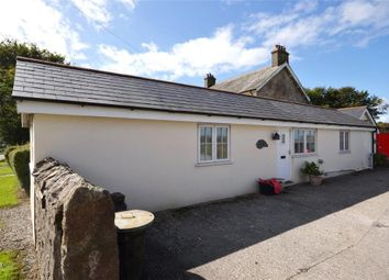 Thumbnail 1 bed semi-detached bungalow to rent in Sherwell, Callington, Cornwall