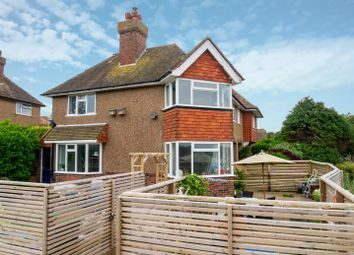 Thumbnail 3 bed semi-detached house for sale in East Albany Road, Seaford