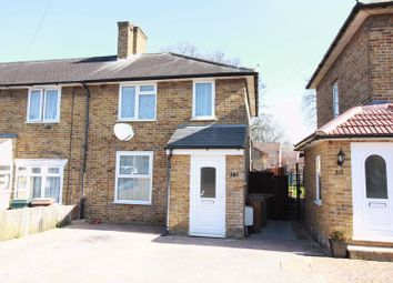 Thumbnail 3 bedroom end terrace house to rent in Peterborough Road, Carshalton