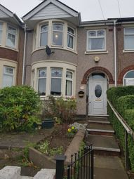 Thumbnail 3 bed terraced house for sale in Sewall Highway, Coventry, West Midlands