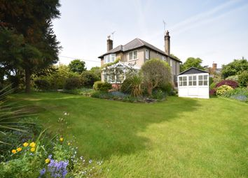 Thumbnail 4 bed detached house for sale in Chester Road, Malpas, Cheshire