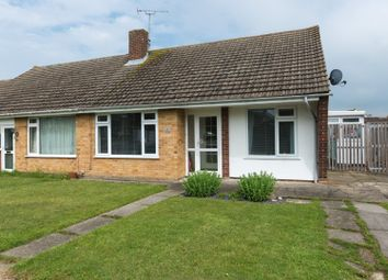 Thumbnail 2 bed bungalow for sale in The Heights, Seasalter, Whitstable