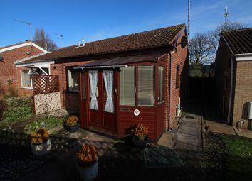 Thumbnail 2 bedroom semi-detached bungalow for sale in Stephensons Walk, Lowestoft
