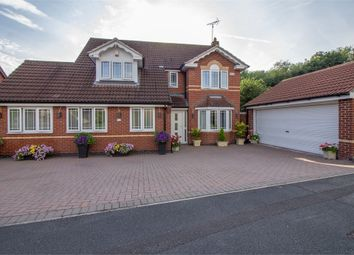5 bed detached house for sale in Woodcote Way, Littleover, Derby DE23