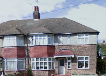 Thumbnail 2 bed maisonette to rent in Caenarvon Drive, Barkingside
