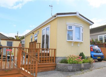 Thumbnail 1 bed mobile/park home for sale in Beacon Parc Mobile Homes, Clodgey Lane, Helston