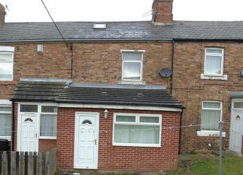 Thumbnail 2 bed terraced house for sale in Edward Street, Hetton-Le-Hole, Houghton Le Spring