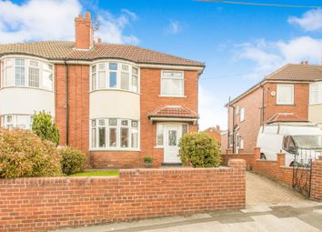 Thumbnail 3 bed semi-detached house for sale in New Lane, Middleton, Leeds